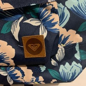 Roxy Bags - New Roxy Blue Floral Sugar River  Laptop Bag